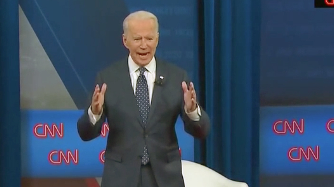 Joe Biden 100-round magazines, Everytown Endorses Biden, Gun Election 2020 has been heating up lately, with Joe Biden going after gun companies.