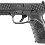 The FN 509 scored well in off-hand accuracy.