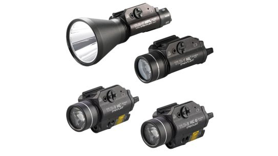 Now blasting 1,000 lumens of white light, the Streamlight TLR series of weapon-mounted lights help you control the darkness for home defense or carry.
