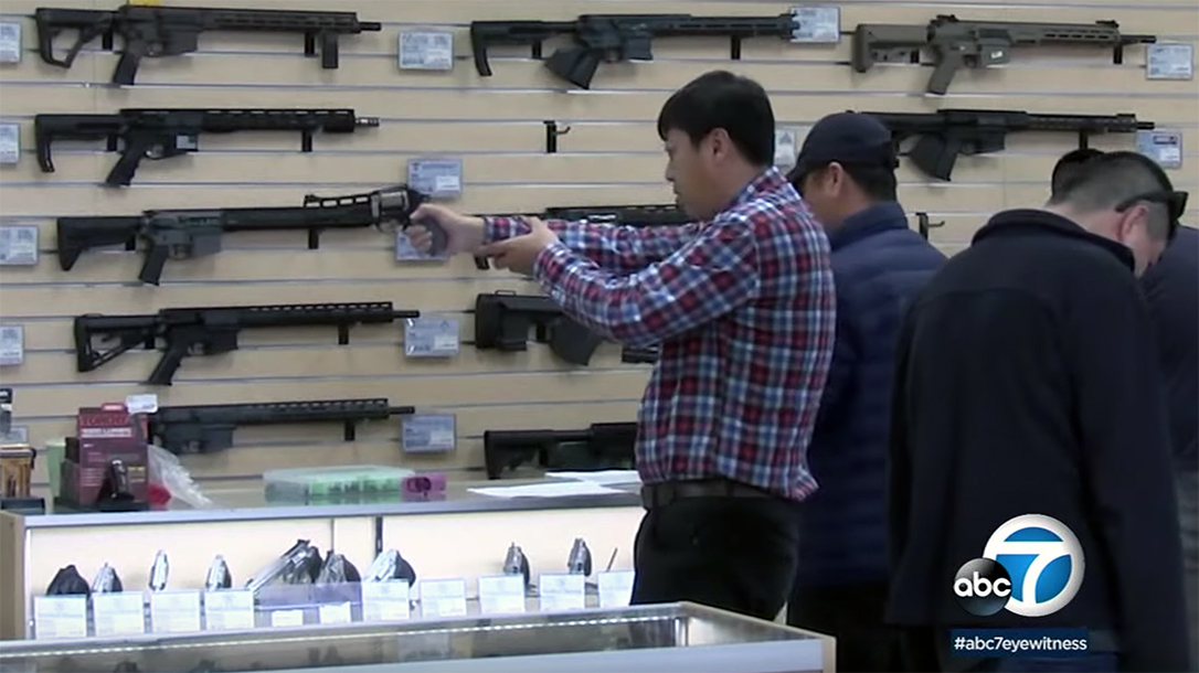 For fear of retribution over COVID-19, Asian Americans are buying guns in California.
