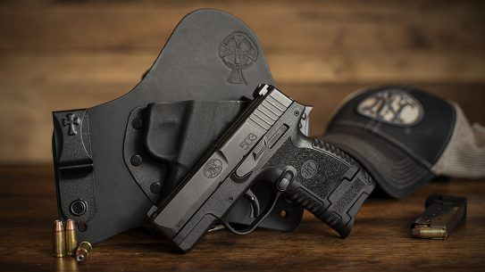 CrossBreed holsters recently launched several holsters for the new FN 503.