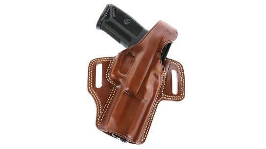 The Galco Fletch now fits the popular Ruger-57 pistol in 5.7.