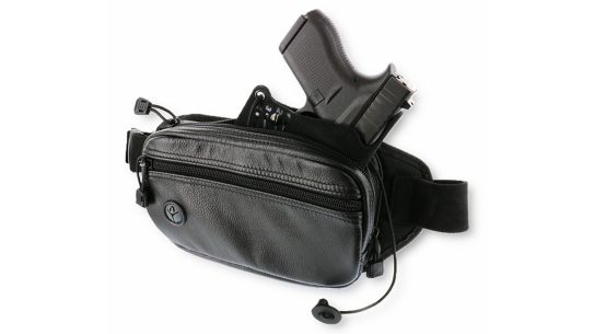 As styles change, so do the methods of carry, as Galco brings back the fanny pack, perfected, with the new FasTrax PAC Elite for discreet carry.