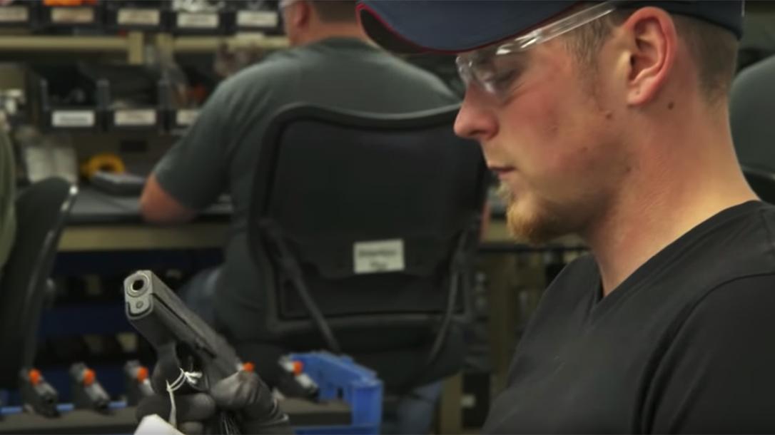 Essential Gun Manufacturers Coronavirus, SIG Sauer