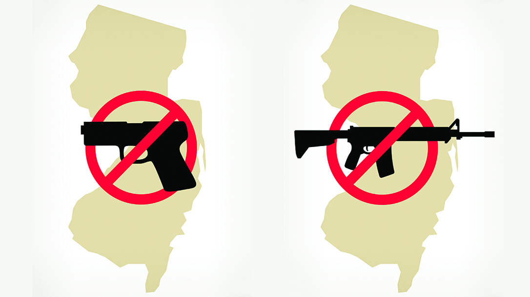 New Jersey Gun Sales Coronavirus, NICS Background Check System shut down,