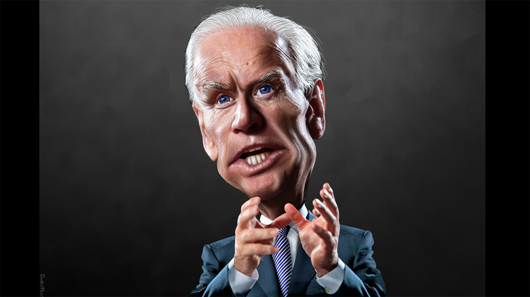 Joe Biden has become the presumptive Democratic candidate for the 2020 Presidential election.