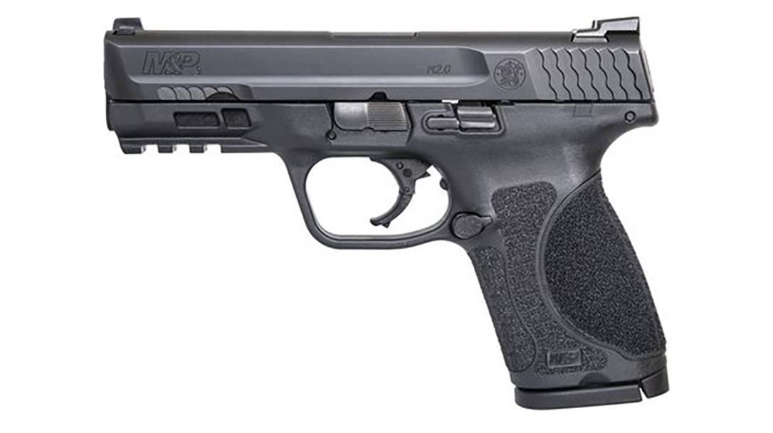 Available in 9mm, .45 and .45 ACP, the Smith & Wesson M&P M2.0 brings tremendous versatility.