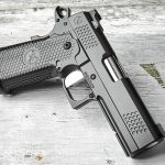 The TRS Commander becomes Nighthawk's first double-stack 9mm on a Commander frame.