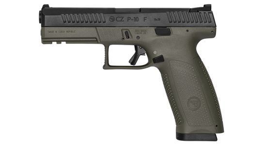 CZ-USA added three new models to the P-10 line.