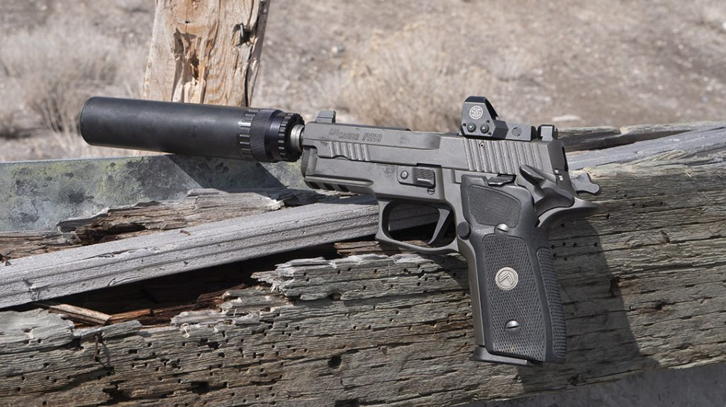 A new player, SIG Sauer's ROMEO optics have earned quick praise.