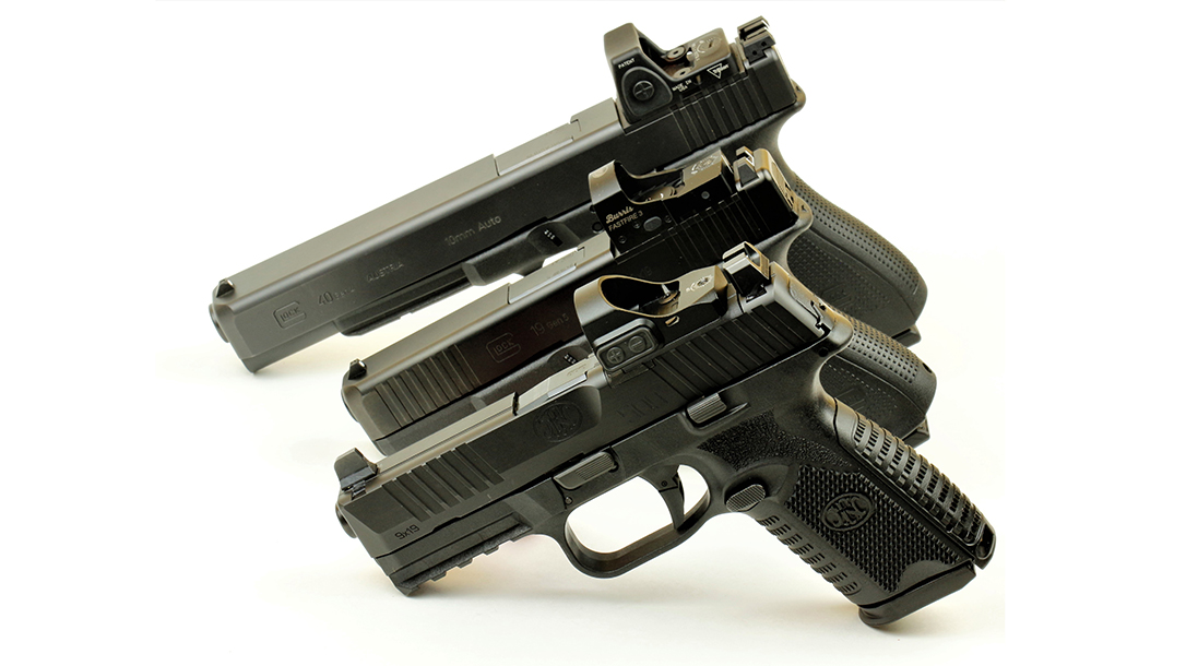 A Mini Reflex Sight adds a lot of utility to a defensive pistol.