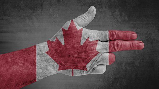Canada Assault-Style Weapons, Canada gun ban