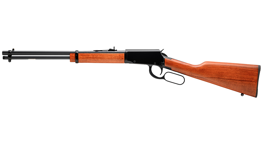 The Rossi Rio Bravo brings affordable versatility in a lever-gun package.