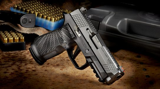 The new WCP320 Carry blends the best of SIG and Wilson Combat.