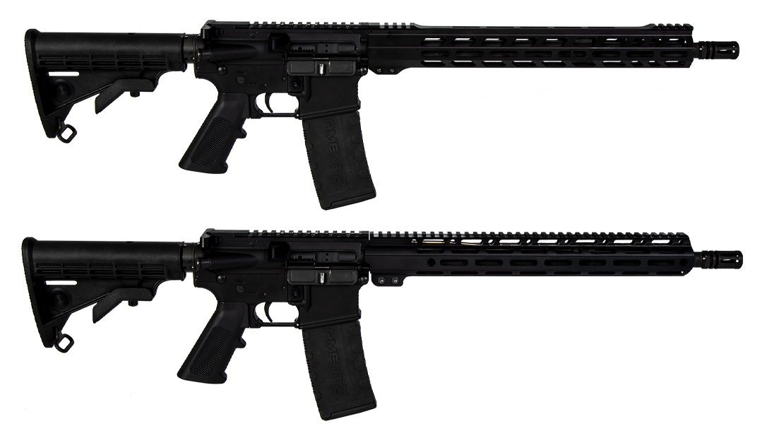 VooDoo Innovations launches with two DI-driven rifles.