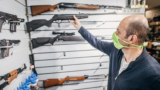 First-Time Gun Buyers COVID-19, coronavirus gun buying