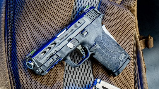 Performance Center M&P9 Shield EZ, Smith & Wesson upgrae