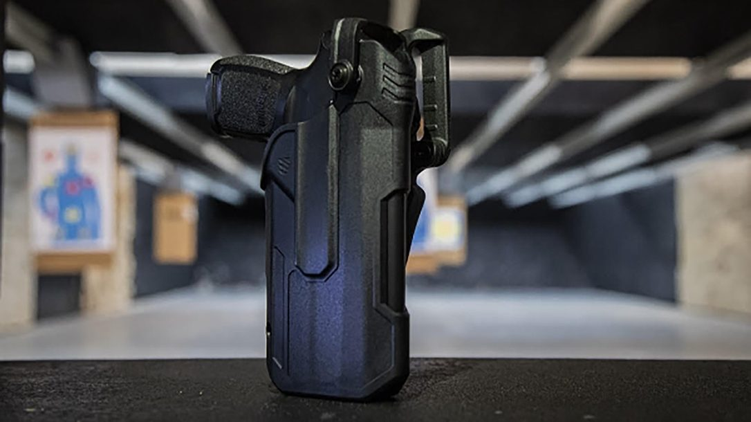 Blackhawk T-Series holsters now provide Level 2 and Level 3 fits for SIG P320 pistols.