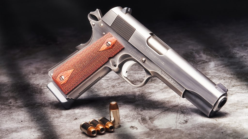 The Nighthawk Colt Series 70 updates one Colt's more popular versions.