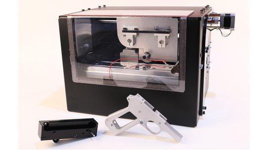3d ghost guns legal, The Ghost Gunner enables DIY gun building at home.