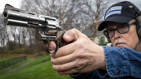 The return of the Colt Python 357 make big headlines for Colt.
