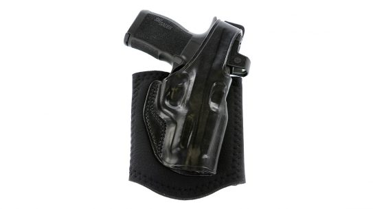The Galco Ankle Glove now fits the SIG P365XL.