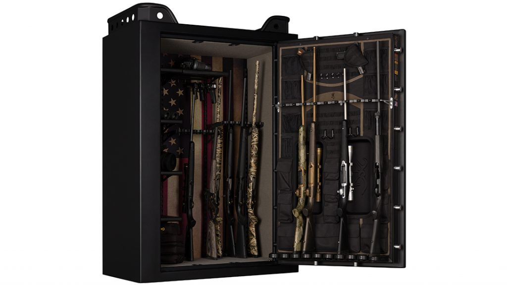 Browning Tactical Mark IV safes feature an Axis interior to configure in virtually any pattern.