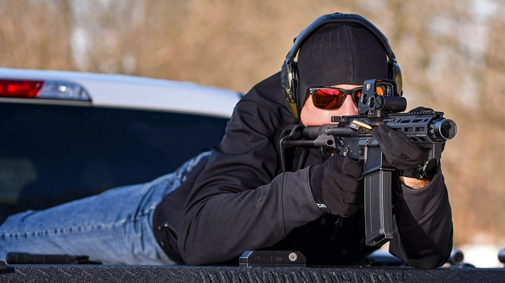 The author found the DDM4 PDW extremely accurate during testing.