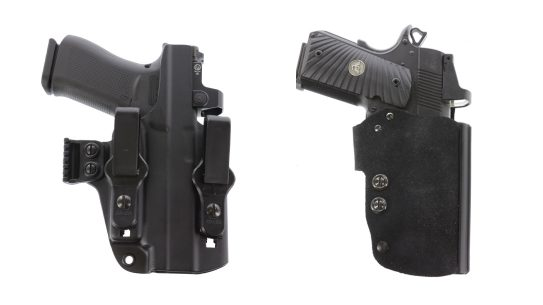Galco offers several different holster fits to support red dot optics.