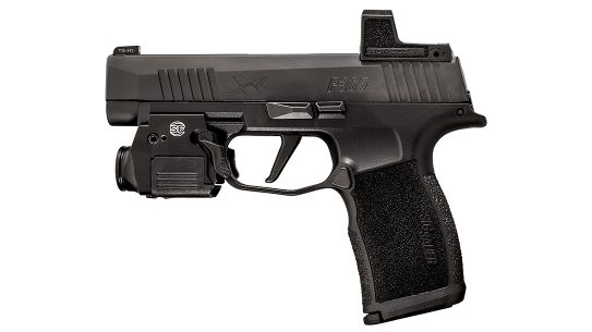 The SureFire XSC family of weaponlights fit micro-compact pistols.