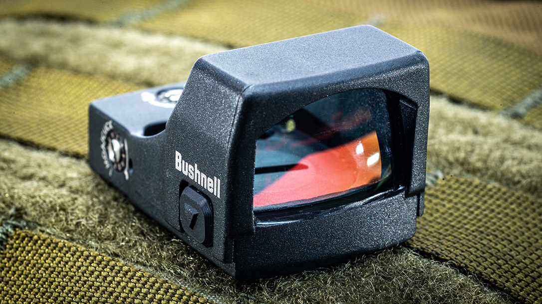 The Bushnell RXS-250 brings an affordable, reflex sight for carry optics.