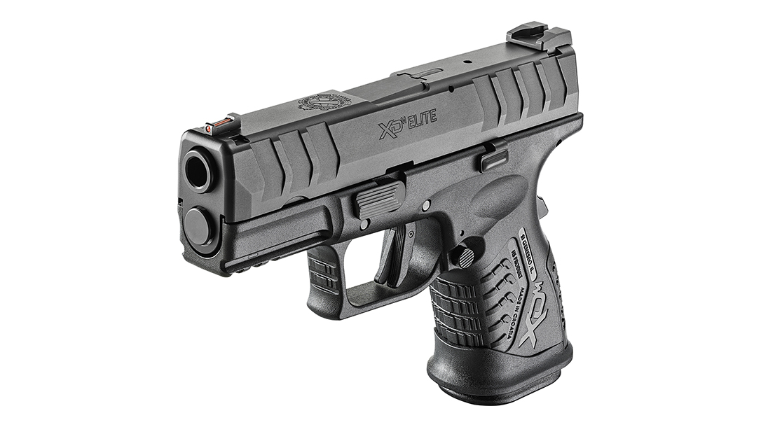 "Springfield Armory XD-M Elite 3.8"" Compact pistol, lead"