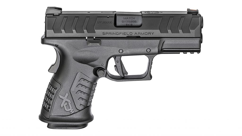 "Springfield Armory XD-M Elite 3.8"" Compact right"