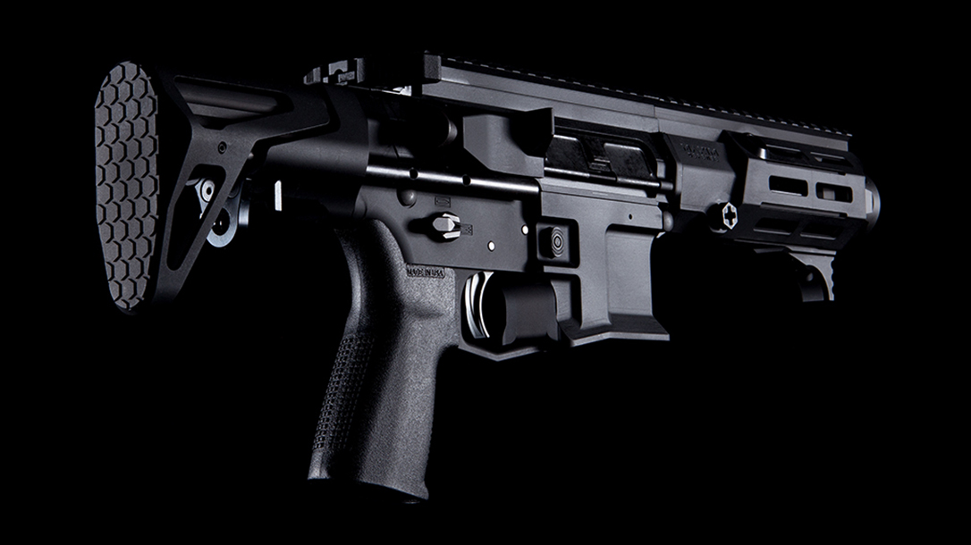 Pistol Brace, Maxim Defense Brace, ATF, Kelland Wright