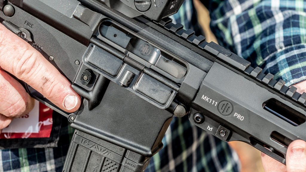 The Primary Weapons Systems MK111 PRO boasts top performance, and is designed for efficient, easy use.