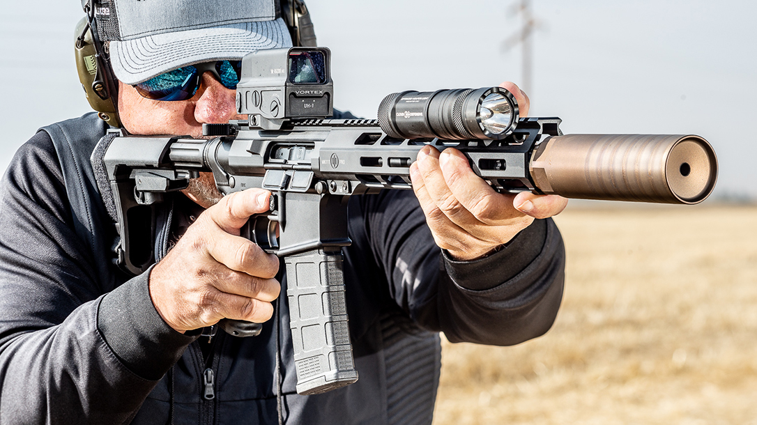 PWS MK111 Pro Pistol Review, Primary Weapons Systems, lead