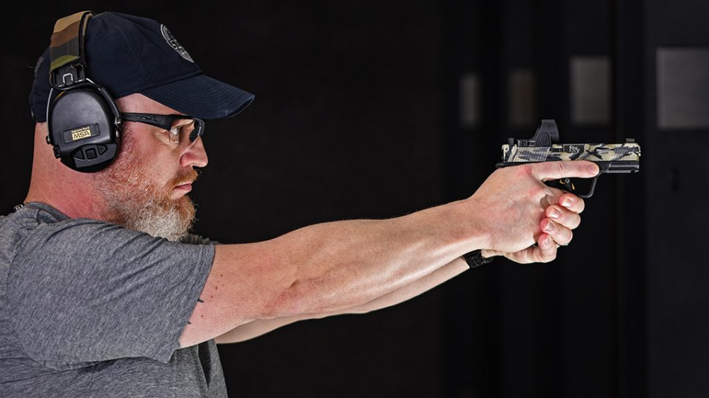 Many red-dot optics are now compatible with smaller guns used for concealed carry.