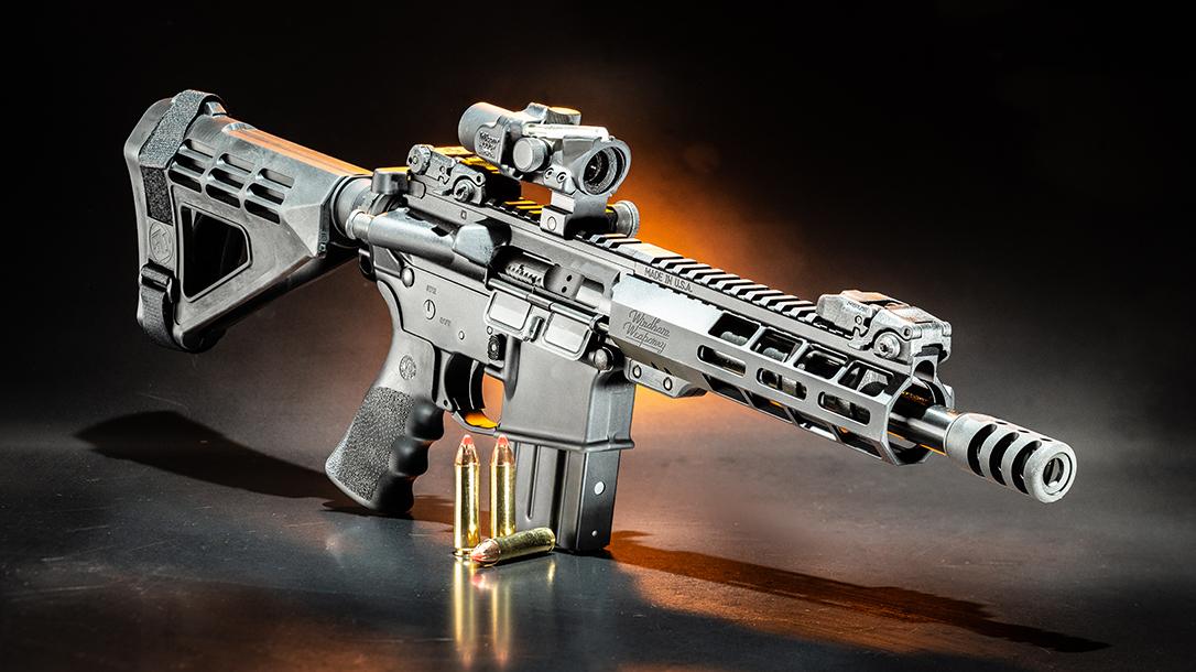 Windham Weaponry's Portable AR Pistol in .450 Bushmaster – Personal Defense World