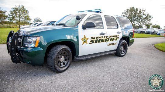 Bill Norkunas, Broward County Sheriff's Office