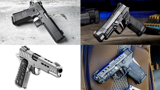 A great year for new models, we take a look at the 5 best pistols of 2020.