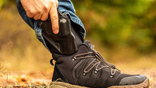 "The Galco Ankle Glove now offers fits for the Kimber K6s 2"" revolver."