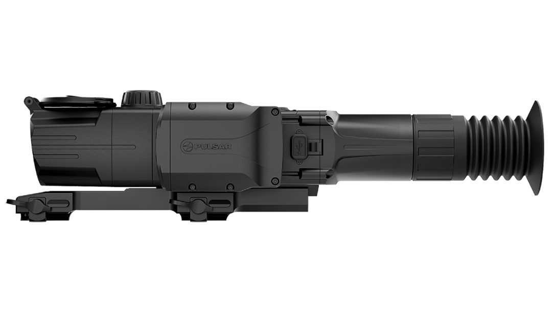 Pulsar Digisight night vision scopes come loaded with enhancements and features.