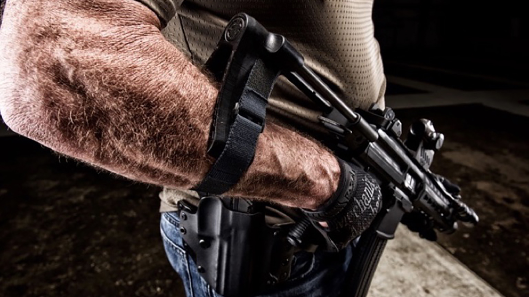 ATF Pistol Stabilizing Brace Notice, SBR, short-barreled rifle