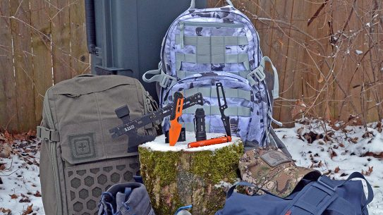 5.11 Tactical now offers a wide selection of duty and field gear built to work outside.