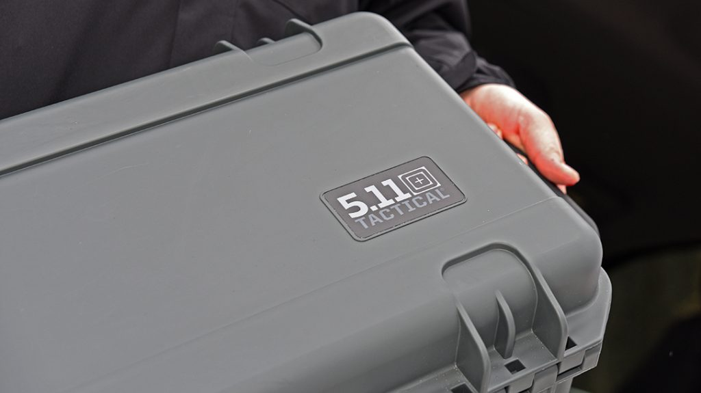 5.11 Tactical cases provide superior protection, even rated for TSA air travel.