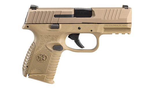 The new FN 509 Compact is designed for concealed carry.