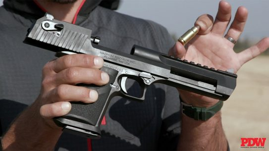 The 429 DE brings serious downrange performance to the Desert Eagle.