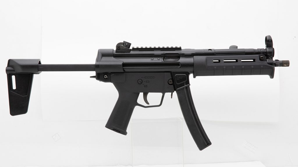 With HK and Century offering new variations on the MP5, the Magpul MP BSL should draw attention.