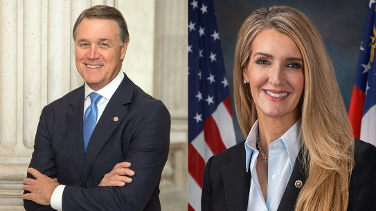 Georgia Senate Runoff, David Perdue, Kelly Loeffler