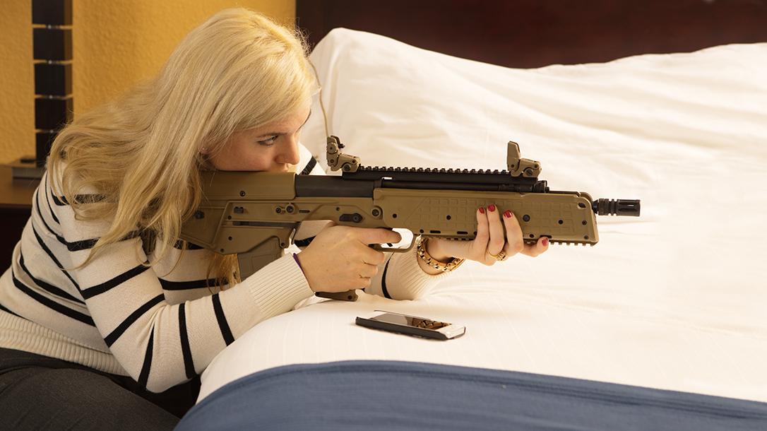 Bullpup Shotgun Bullpup Rifle, CQB